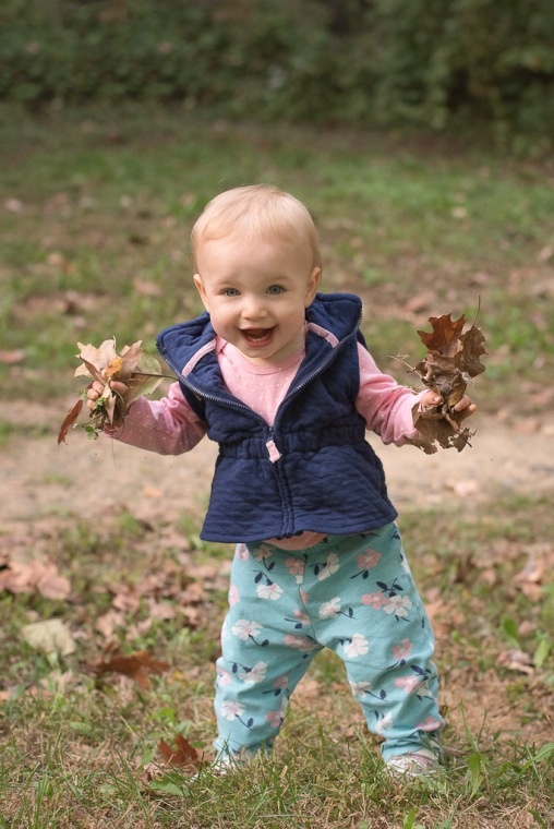 McLean-Virginia-Family-Photographer-baby-fall-leaves
